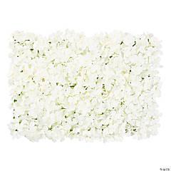 White Hydrangea Mat