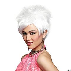 White Vivid Wig