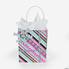 White Winter Bag Idea