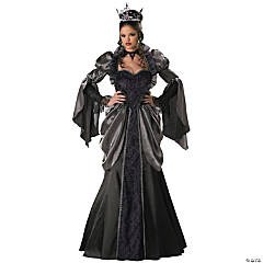 Wicked Queen Adult Women's Costume