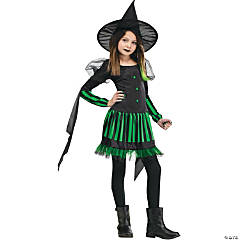 Wicked Witch Costume For Girls