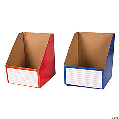 Wide Rainbow Book Organizers