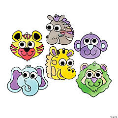 Wiggle Eye Animal Suncatchers