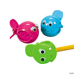 Wiggle Eye Fish Pencil Sharpeners
