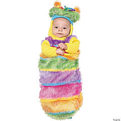 Wiggle Worm Newborn Kid's Costume
