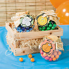 Wild Animal Party Favors Idea