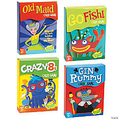 Wild Cards: Set of 4