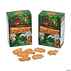 Wild Jungle™ Animal Crackers