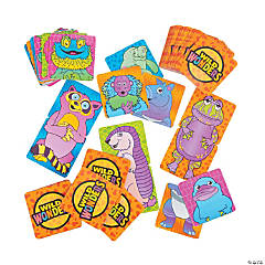 Wild Wonder Matching Memory Game