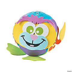 Wild Wonders Beach Ball VBS Craft Kit