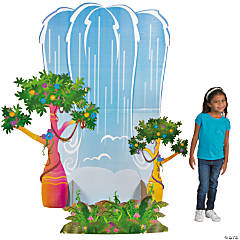 Wild Wonders 3D Rainforest Stand-Up