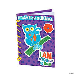 Wild Wonders VBS Prayer Journal Craft Kit