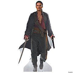 Will Turner Cardboard Stand-Up