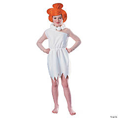 Wilma Flintstone Girl's Costume