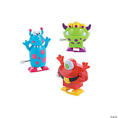Wind-Up Monsters