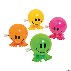 Wind-Up Smile Faces
