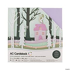 Winter Cardstock Variety Pack