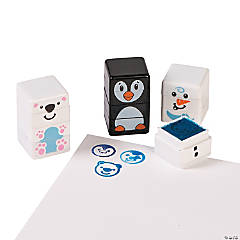 Winter Character Multi-Stampers