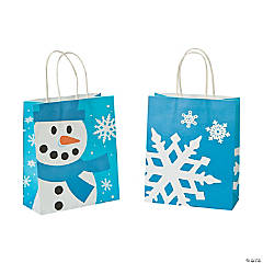 Winter Gift Bag Assortment
