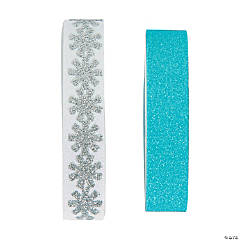 Winter Glitter Tape