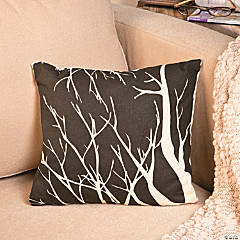 Winter Scene Pillow