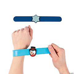 Winter Slap Bracelets