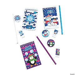 Winter Stationery Sets