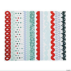 Winter Wonderland Border Die Cuts