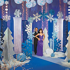 Winter Wonderland Grand Event Party Supplies