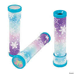 Winter Wonderland Kaleidoscopes