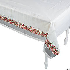 Winter's Wreath Tablecloth