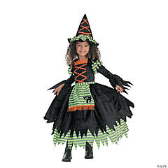 Witch Storybook Girl's Costume
