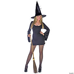 Witch Tied Up Adult Women's Costume