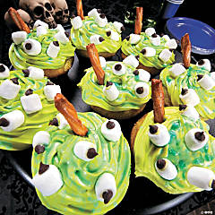 Witches Brew Cupcakes Recipe