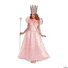 Wiz of Oz Glinda Standard Adult Women's Costume