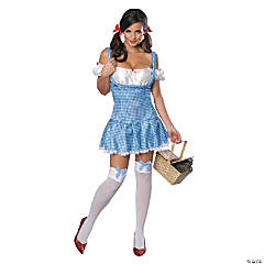 Wizard of Oz Dorothy Costume for Women