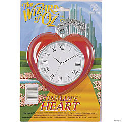 Wizard of Oz Heart Clock