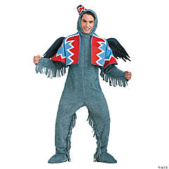 Wizard of Oz Winged Monkey Costume for Men