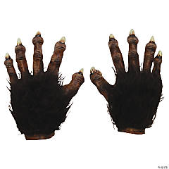 Wolf Latex Hands Deluxe
