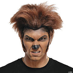 Wolfman Wig Dark Brown