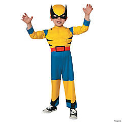 Wolverine Halloween Costume for Toddlers