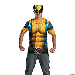 Wolverine No Scars Alternative Costume for Men