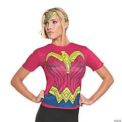 Women's Batman v Superman: Dawn of Justice™ Wonder Woman Costume Top