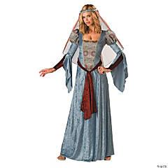 Women's Blue Robin Hood Maid Marian Costume