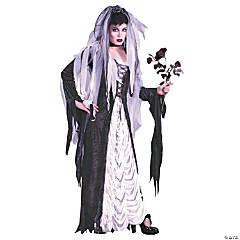 Women's Bride of Darkness Costume