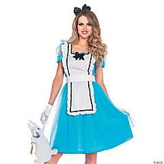 Women's Classic Alice in Wonderland™ Alice Costume