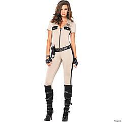 Women's Deputy Patdown Costume