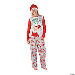 Women&#8217;s Elf on the Shelf<sup>&#174;</sup> Pajamas