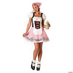 Women's Fetching Fraulein Costume