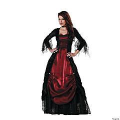 Women's Gothic Vampira Costume